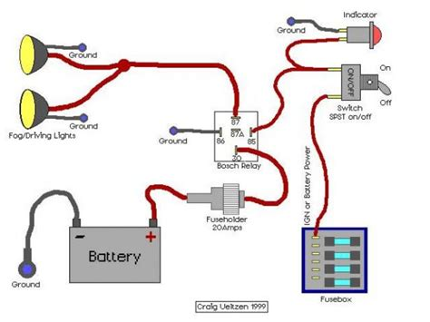 Cer Light Wiring Diagram