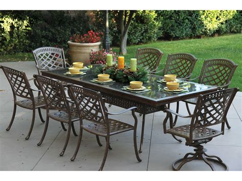 Darlee Patio by Darlee Outdoor Living Sedona Cast Aluminum Dining Chair