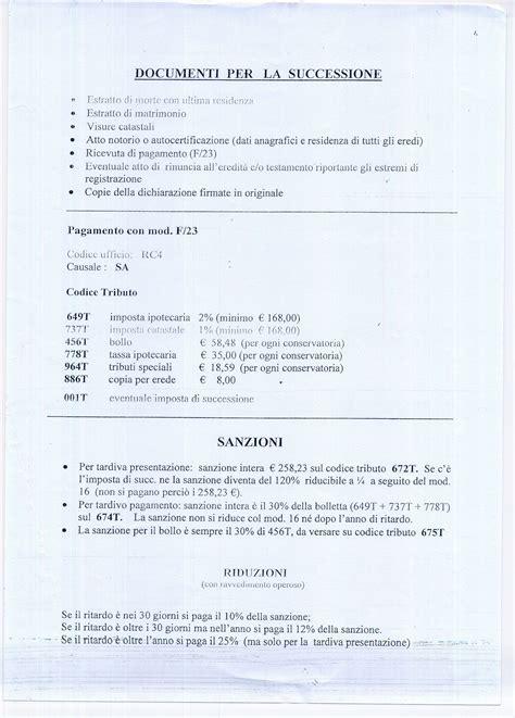 modello richiesta cassetto fiscale modulo dichiarazione successione