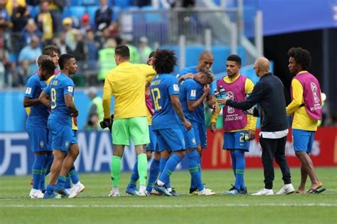 brasil x costa rica neymar chora ap 243 s fechar o placar do