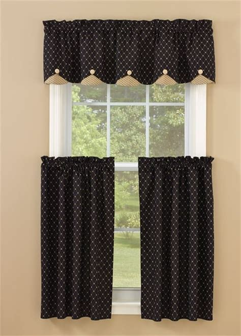 15 different valance designs carrington lined scalloped curtain valance 58 quot x 15 quot