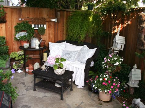 apartment patio garden ideas photograph this former em