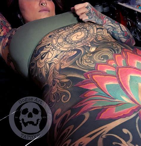 lotus tattoo jeff gogue lotus by jeff gogue tattoos