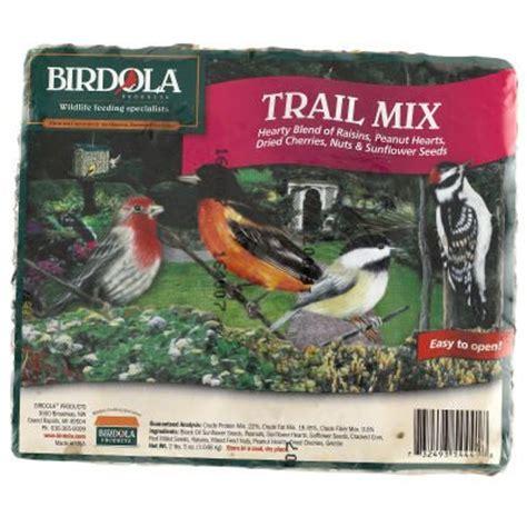 buy bulk trail mix wild bird seed cake 2 5 lbs case of