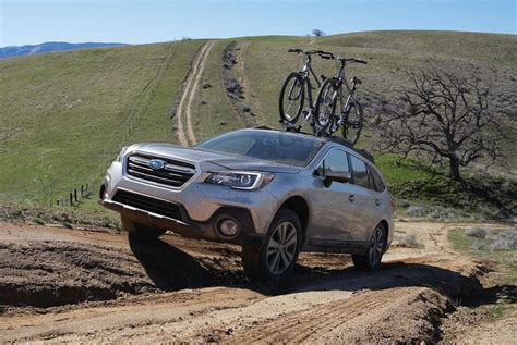 subaru outback off road 2018 subaru outback brings minor updates in most areas