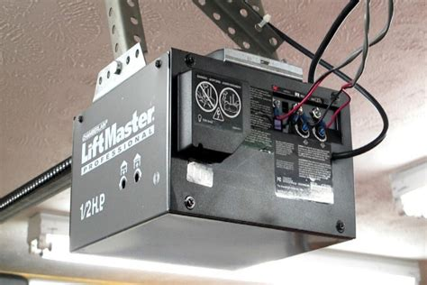 How To Wire Craftsman Garage Door Opener by Liftmaster Wiring Diagrams