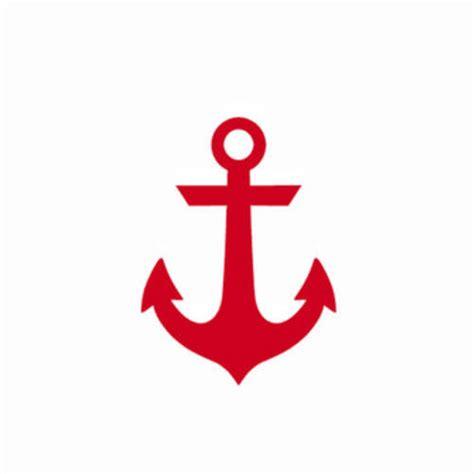 dessin bateau rouge applique thermocollant ancre marine bateau flex rouge