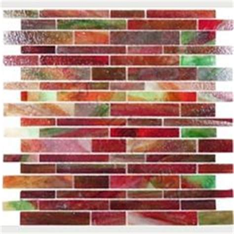 bijou blend backsplash kitchen glass mosaic tiles