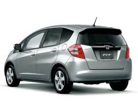Honda Fot New Honda Fit Hybrid To Launch In Japan This October As