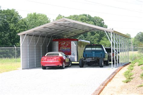 24x24 Carport 24 X 41 X 10 Carport Certified Choice Metal Buildings