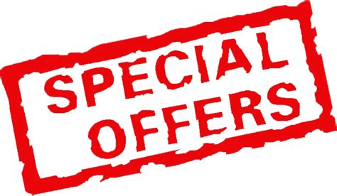 A Special Offer From by Specials Dallas Fort Worth Promotional Product Experts
