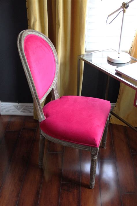 pink velvet dining chair  cost  world market