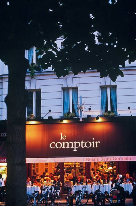 Le Comptoir Germain by Le Comptoir Du Relais Germain And Savini