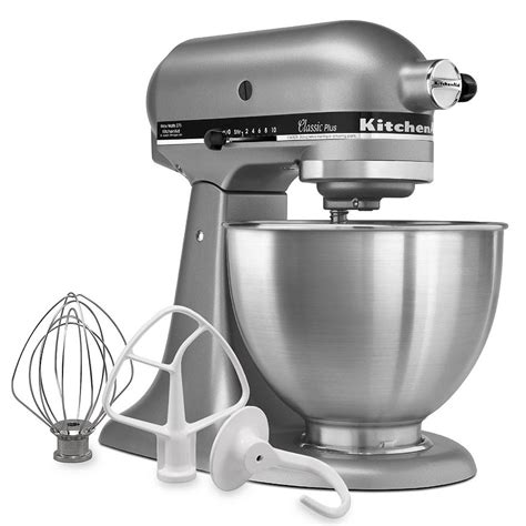 kitchenaid mixer as low as 107 90 shipped after kohl s rebate bakes