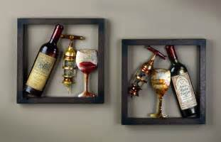 wine themed decorations wine themed wall takuice