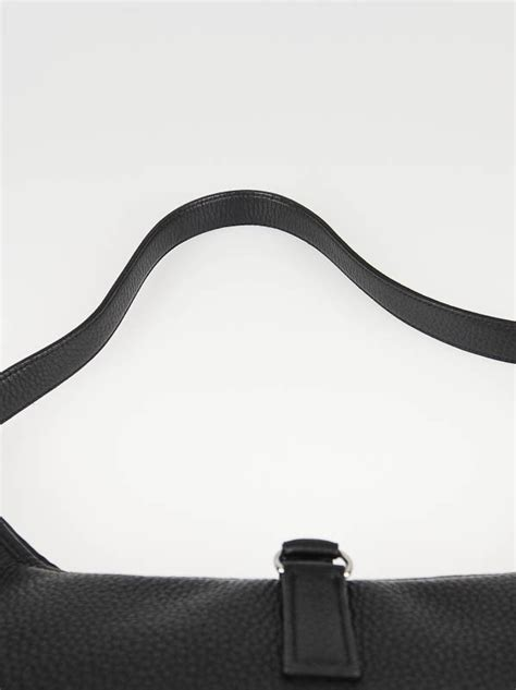 New Arrival Christian Kennedy Clemence With Pouch hermes 35cm black taurillon clemence leather trim ii bag