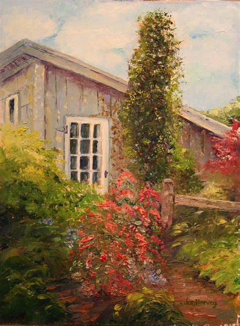 The Flower Shed by The Flower Shed By Jan Harvey