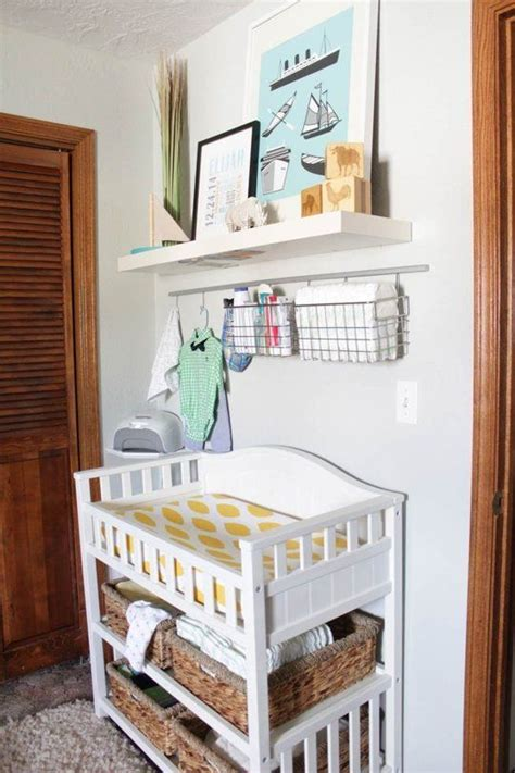 Changing Table With Storage 28 Changing Table And Station Ideas That Are Functional And Digsdigs