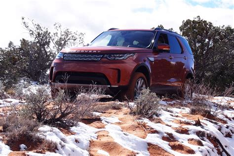 2017 land rover discovery review autoguide news