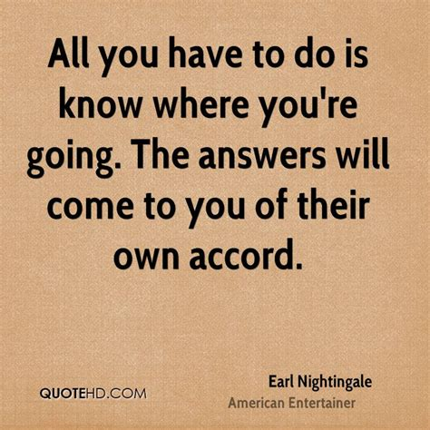 You D Be So To Come Home To by Earl Nightingale Quotes Quotehd