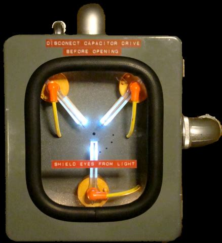 flux capacitor real thing flux capacitor real thing 28 images 9 futuristic gadgets we want now made back to the