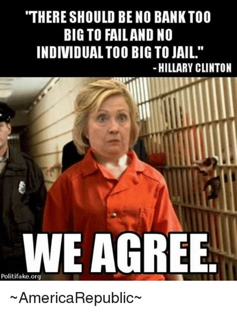 Jail Meme - 25 best memes about hillary clinton and jail hillary
