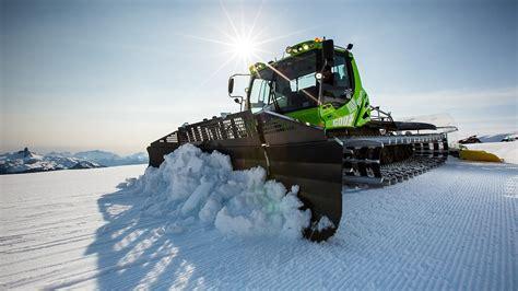 gatto delle nevi in the panchine gatto delle nevi il futuro 232 ibrido e a ridotte emissioni