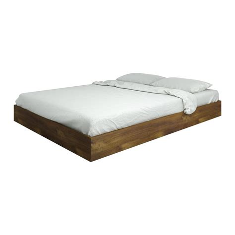 mattresses for platform beds nexera 4012 nocce platform bed lowe s canada