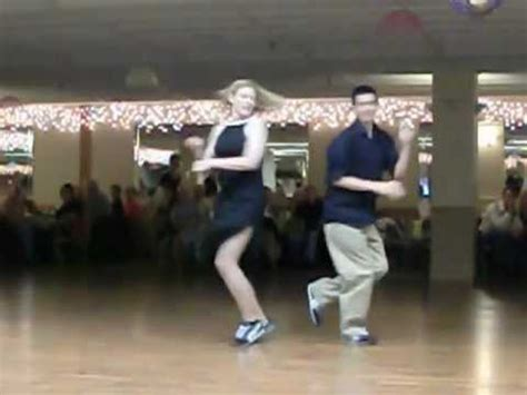 swing dancing st louis lindy hop demo at st louis imperial dance club youtube