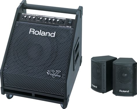 Monitor Roland roland pm 30 personal monitor lifier