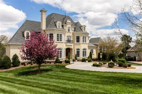exquisite homes exquisite french manor in governors club franklin home page