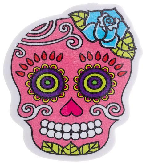 Jumbo Skull sugar skull jumbo eraser pink sourpuss clothing