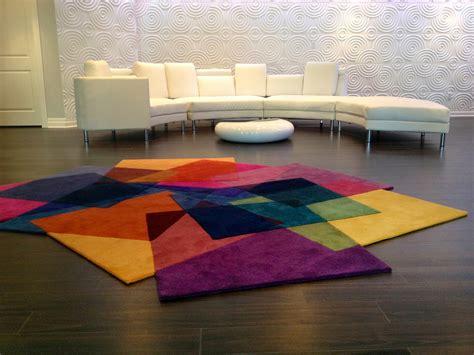 tips  choose modern rugs  living room