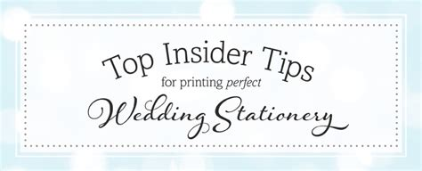 Tips For Choosing A Secondary Wedding Fonts Top Tips For Choosing Printingtruly