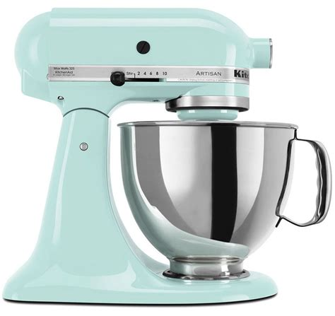 kitchenaid mixer 220 volt kitchenaid 5ksm150pseic artisan stand mixer ice blue