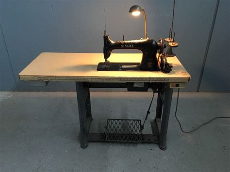 singer 31 15 heavy duty industrial sewing machine with