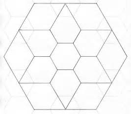 quilting hexagon template 25 unique paper piecing ideas on what