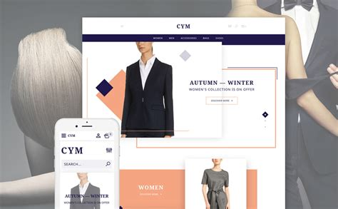 opencart themes clothing urban clothing opencart template
