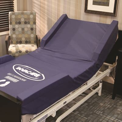 invacare  raised bolster mattress cover express