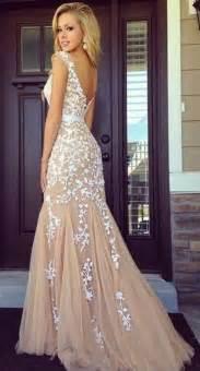 Mermaid prom dresses design ideas for modern stylish women 20