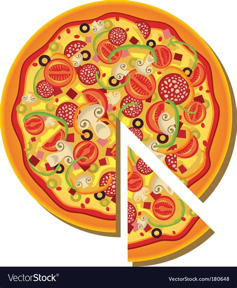 stock images royalty free images vectors pizza royalty free vector image vectorstock