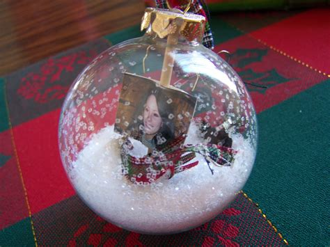 Handmade Photo Ornaments - interior inspiring decorations ideas