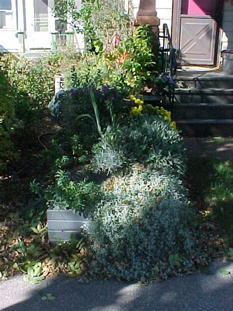 Front Yard Planters by Front Yard Walk Planter