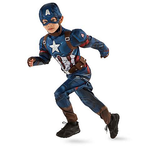 Costum Captain America captain america costume for captain america civil war disney store