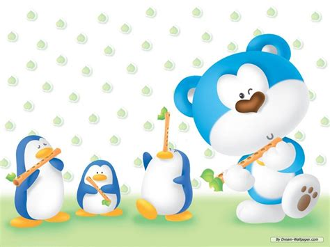 wallpaper cartoon blue free wallpaper free cartoon wallpaper blue bear
