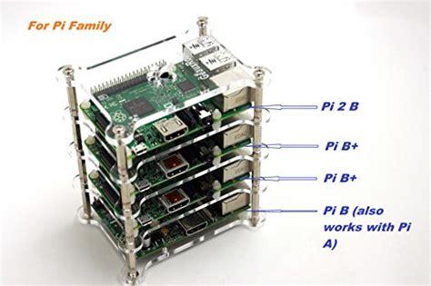 Tutorial Raspberry Pi Stack geauxrobot raspberry pi 3 model b bone stackable kit also works for all rpi s