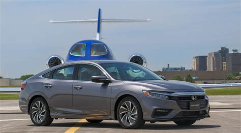 2019 Honda Insight Review by 2019 Honda Insight Review A Better Looking 50 Mpg Civic