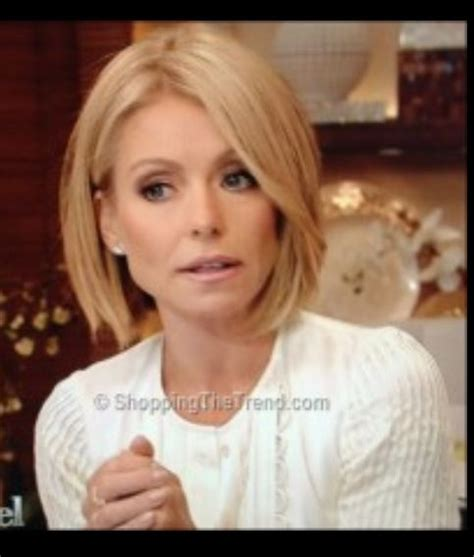 did kelly cut her hair 88 best images about kelly ripa on pinterest