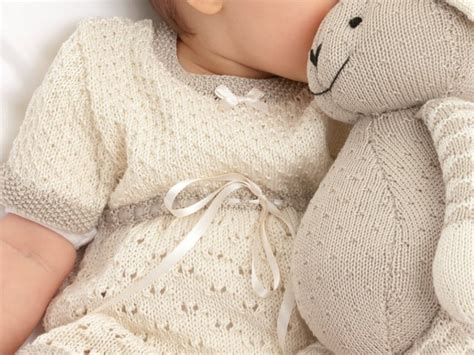 baby dress free knitting pattern free knitting patterns for baby dresses