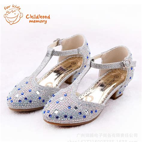 princess sandals baby high heels princess sandals 2016 new summer